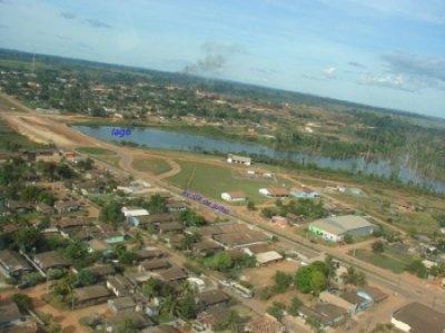 Juruena Mato Grosso fonte: www.ecobooking.com.br