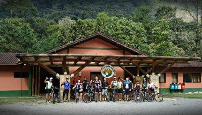 Ciclo Anda Macacu - Pedalada