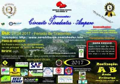 Circuito Tiradentes - Amparo