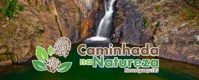 Caminhada na Natureza Intermunicipal no Parque Natural de Nova Iguaçu
