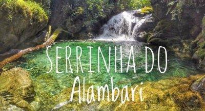 Resultado de imagem para brasil - serrinha do alambari